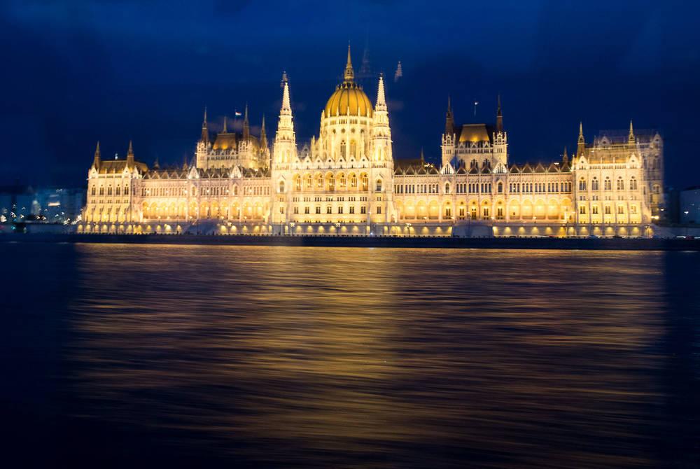 Budapest, Golden Eagle Danube Express