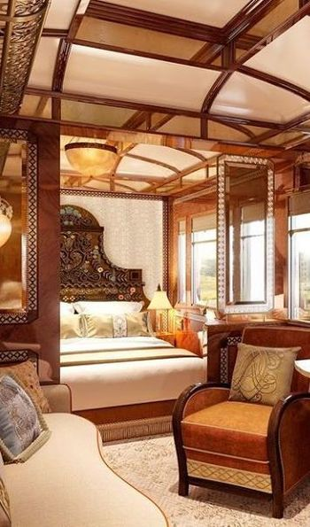 Budapest Grand Suite, Venice Simplon-Orient-Express