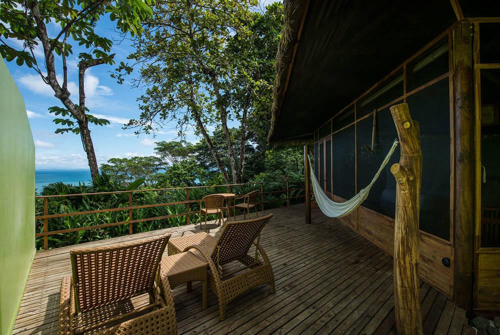 Bungalow, Lapa Rios, Costa Rica
