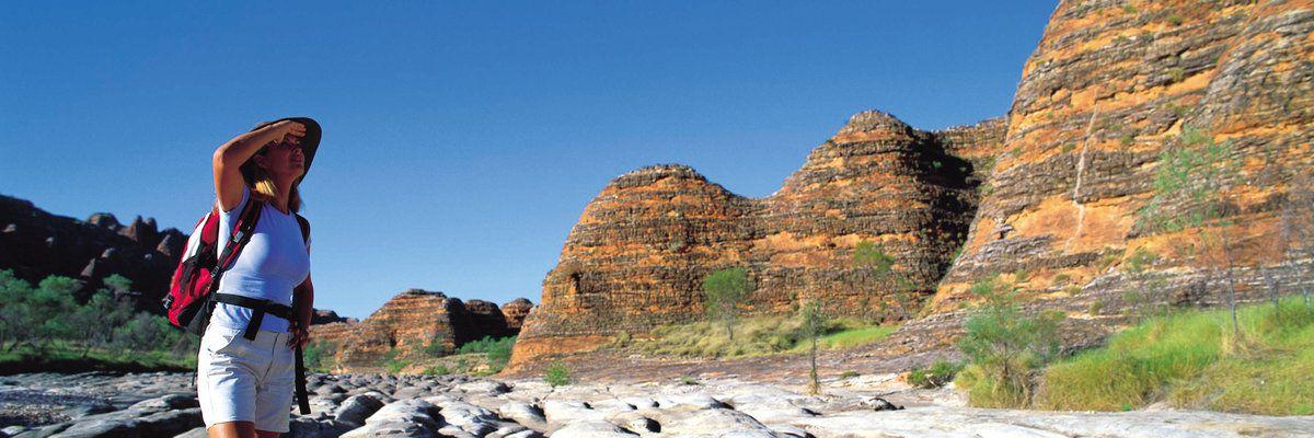 Bungle Bungles, Purnululu National Park, Western Australia, Australia