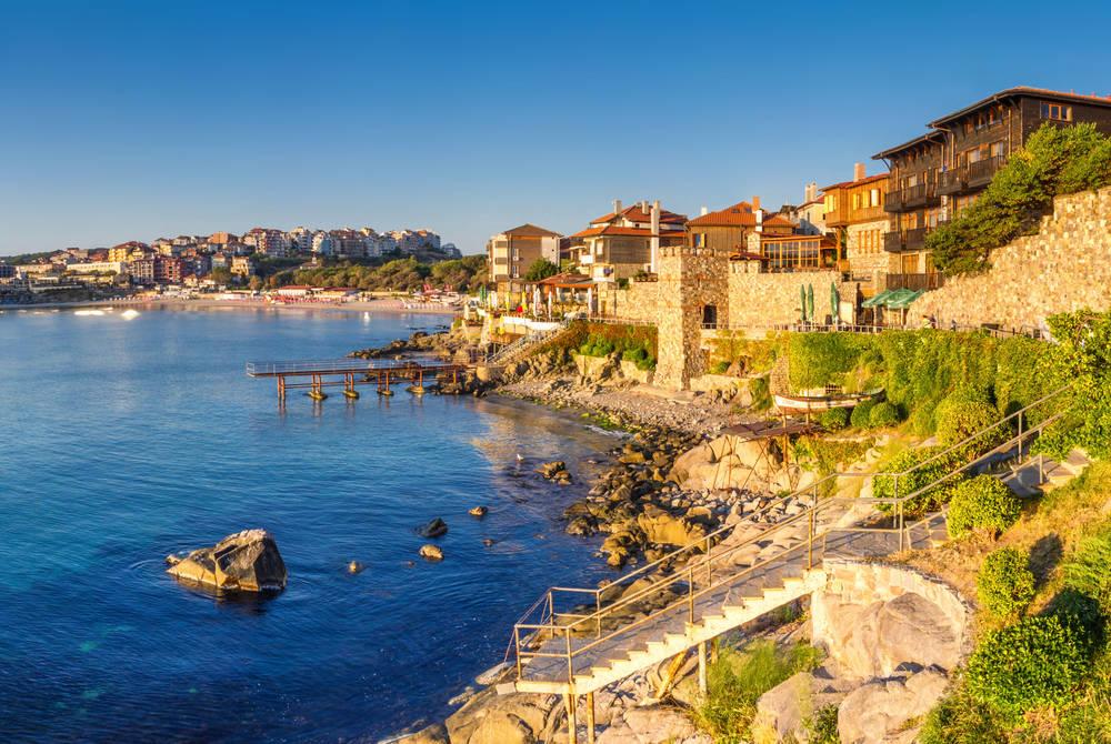 Burgas Coast, Bulgaria