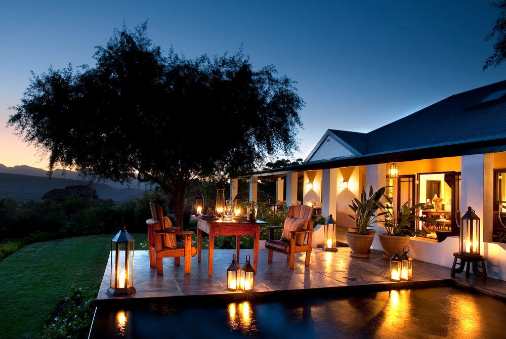 Bushman's Kloof Wilderness Reserve, Koro Lodge