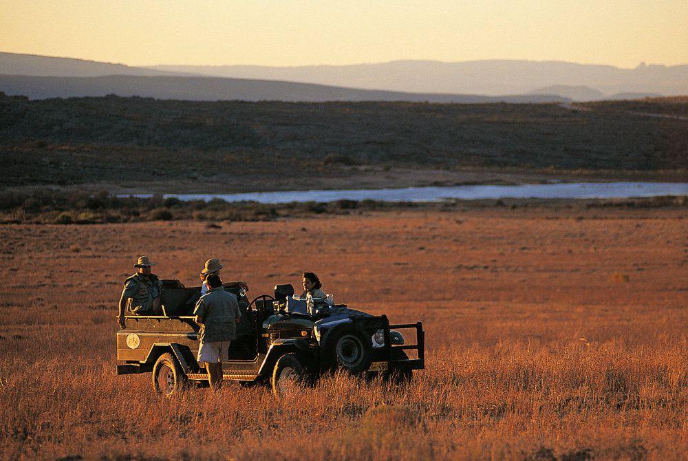 Bushman's Kloof Wilderness Reserve, Nature Drive