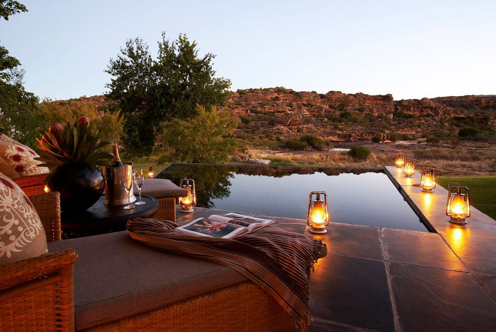 Bushman's Kloof Wilderness Reserve, Supreme Suite