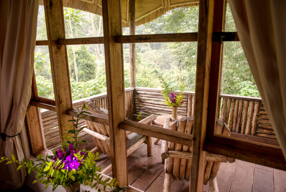 Bwindi Lodge, Uganda (© Robin François)