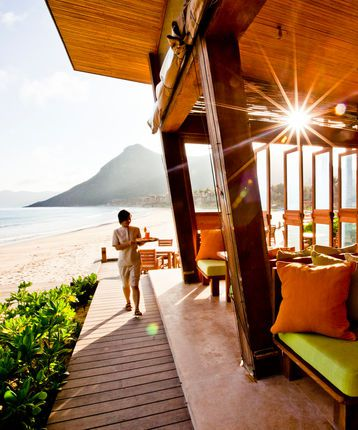 By the Beach Restaurant, Six Senses Con Dao