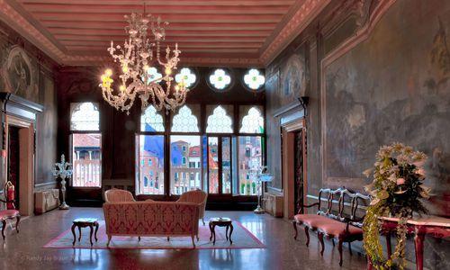 Ca'Sagredo Portego Hall