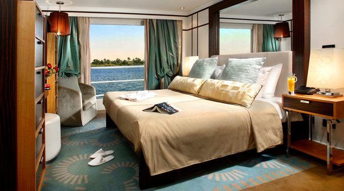 Cabin, Sun Boat IV
