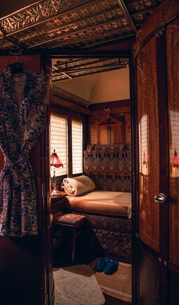 Cabin Suite, Venice Simplon-Orient-Express