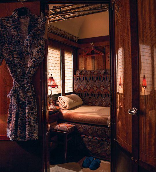 Cabin, Venice Simplon-Orient-Express