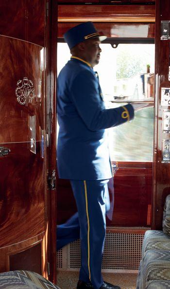 Cabin, Venice Simplon-Orient Express