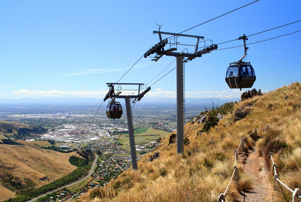Cableway, Christchurch, New Zealand