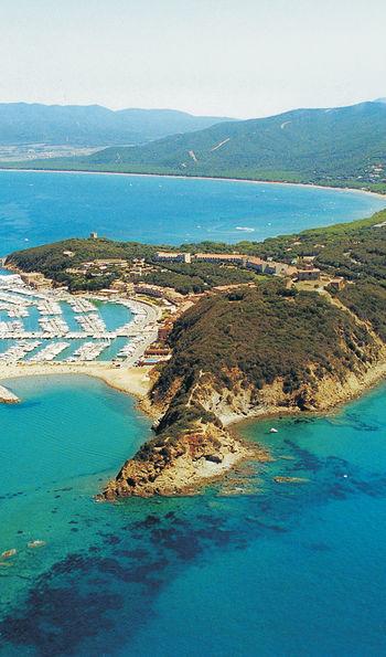 Punta Ala, Tuscan coast