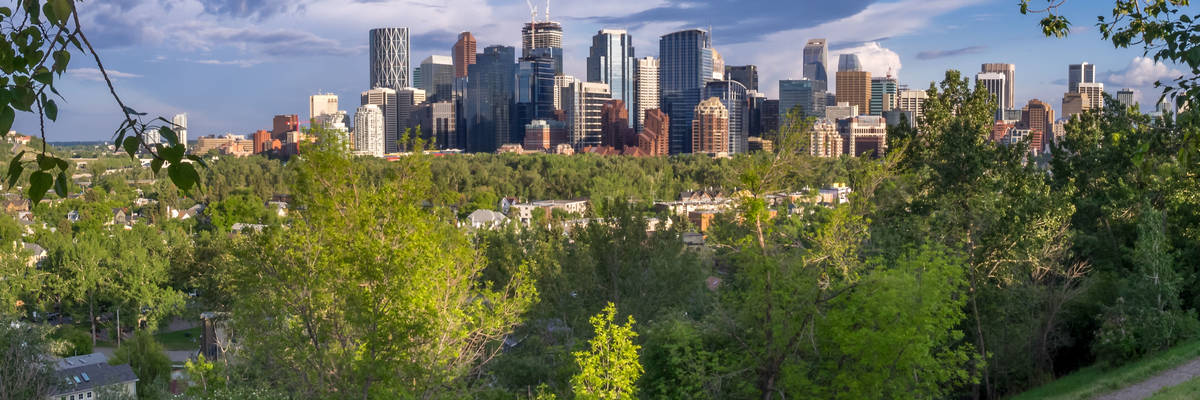 Alberta: adding outdoors fun to city getaways
