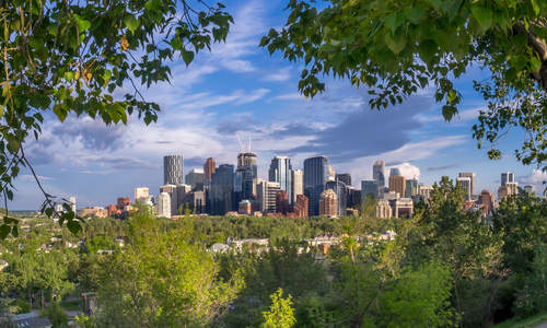 Alberta: adding outdoors fun to city getaways