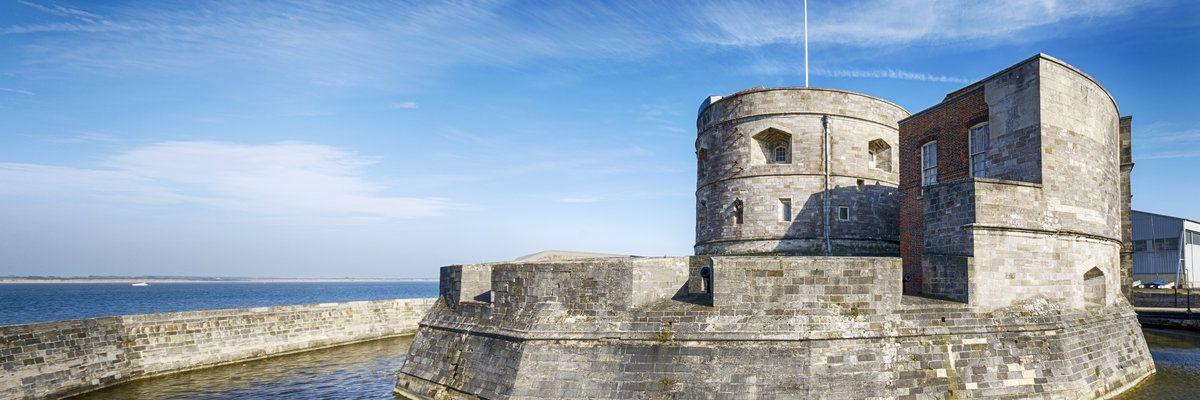Calshot Castle, Southampton