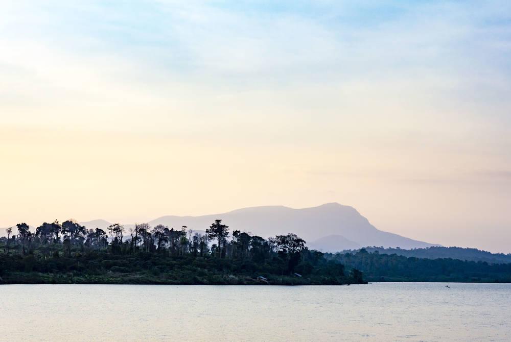 Cardamom national park, Cambodia