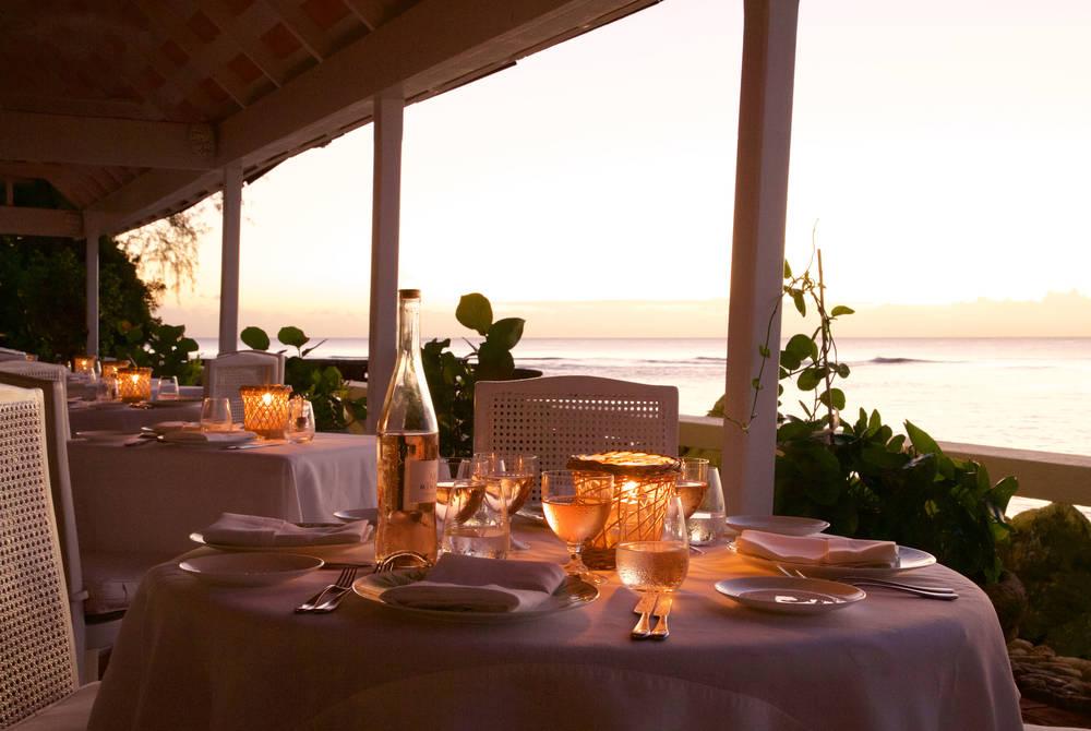 Camelot Restaurant, Cobblers Cove, Barbados