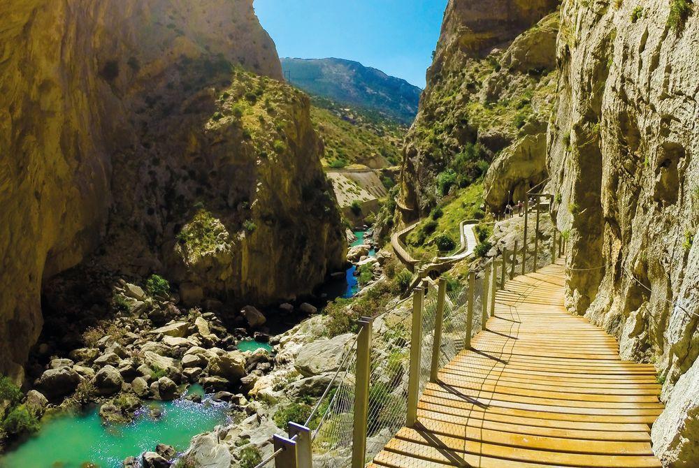 Caminito del Rey, Andalucia