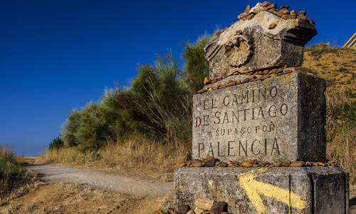 Camino de Santiago Walking Trail