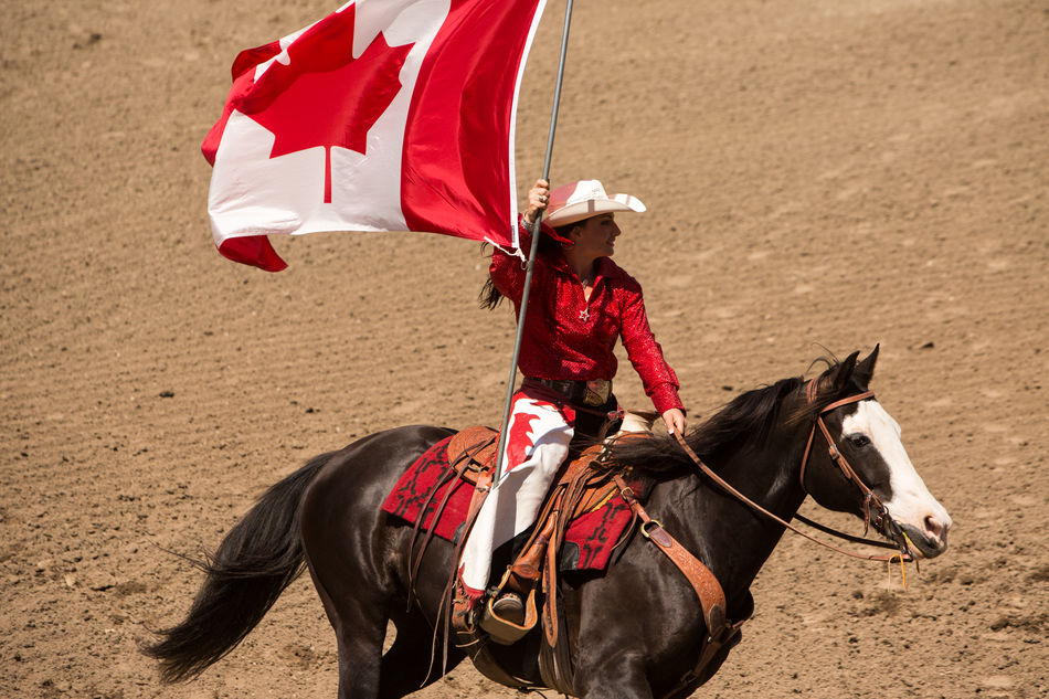 Opening of Calgary Stampede