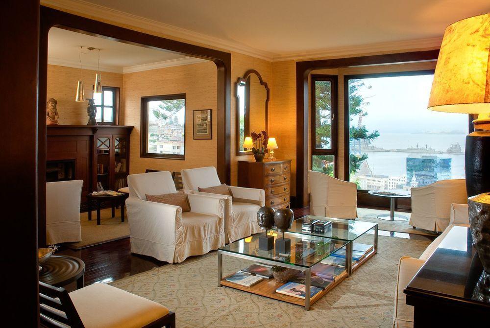 Lounge, Casa Higueras
