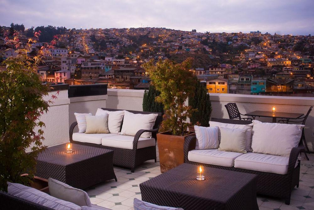 Rooftop Lounge, Casa Higueras