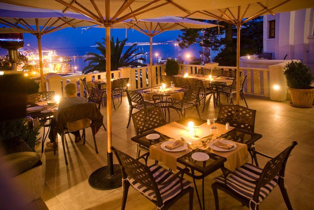 Terrace Dining, Casa Higueras