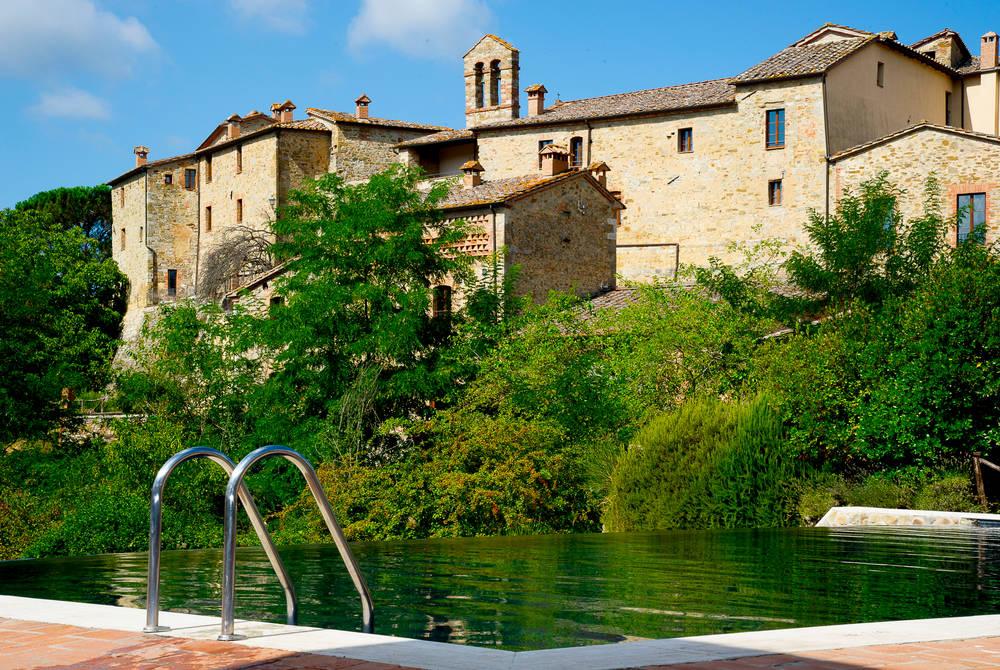 Castel Monastero, Tuscany