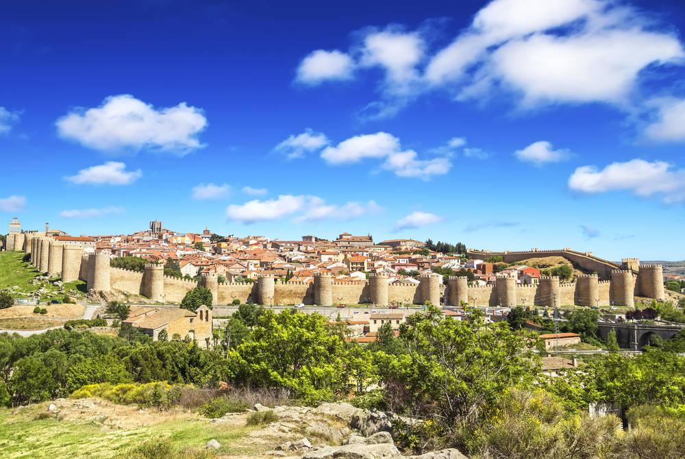 Castilla y León, Ávila, Spain