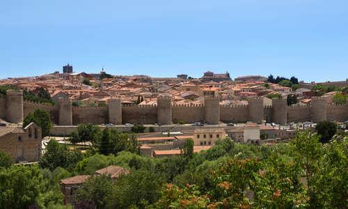 Castilla y Leon, Spain