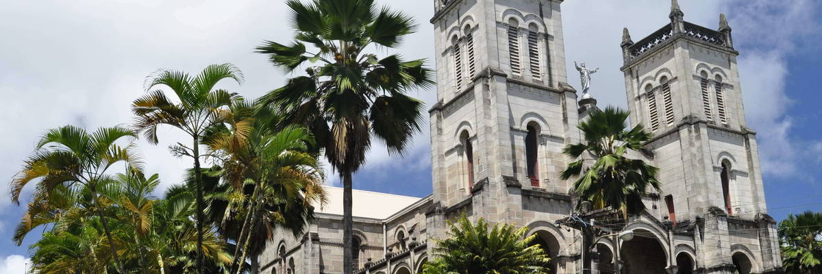 Cathedral in Suva