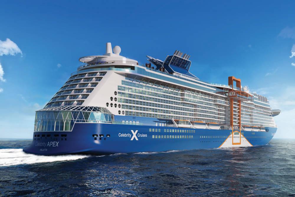 Celebrity Apex, Celebrity Cruises