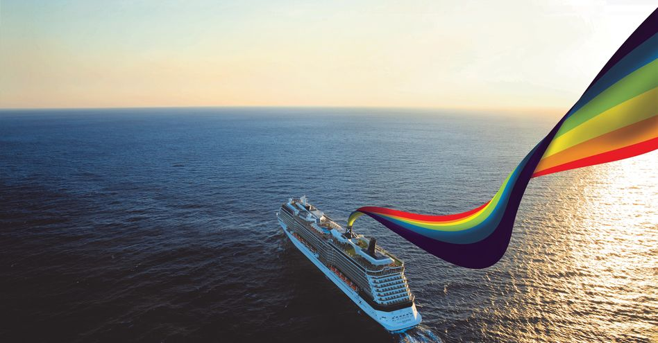 LGBT friendly cruise line Celebrity Cruises