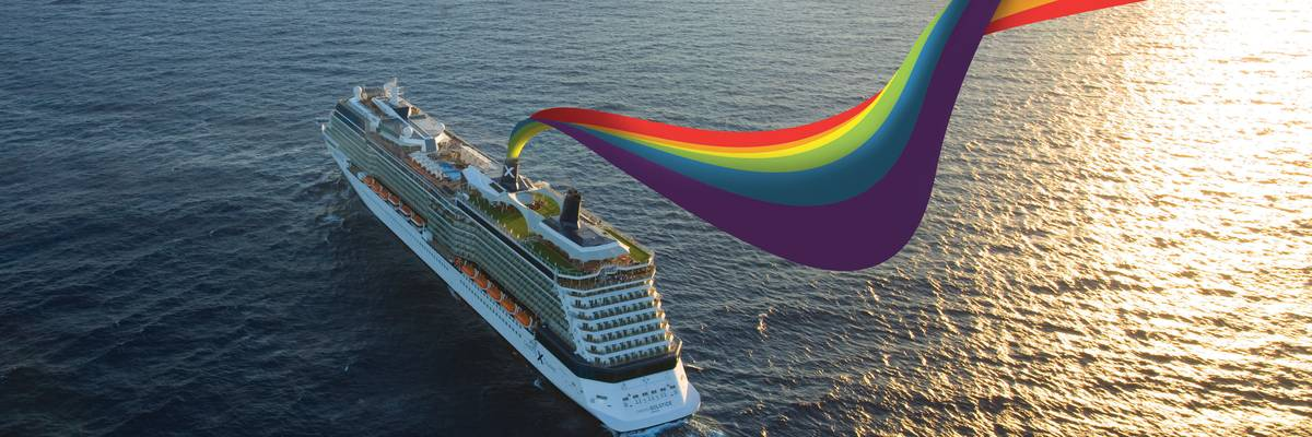 Celebrity Cruises now offers legal same-sex marriages on board