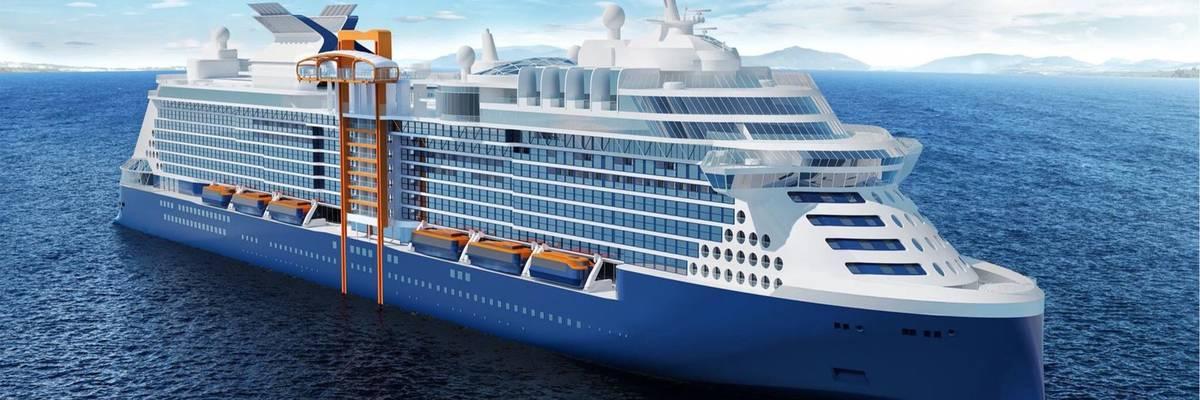 Celebrity Cruises unveils new terminal for Celebrity Edge
