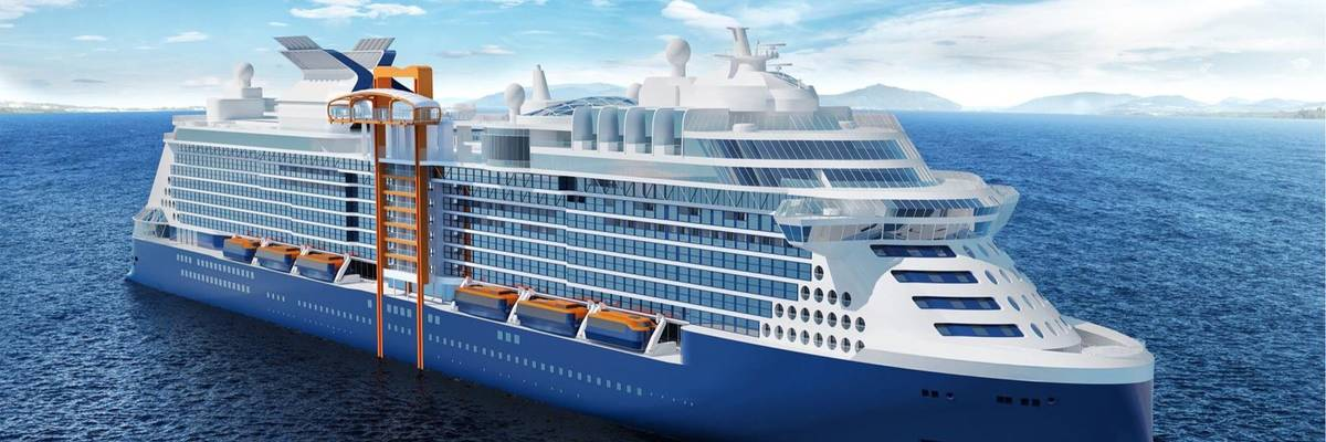 Celebrity Edge sailing from Southampton and Europe
