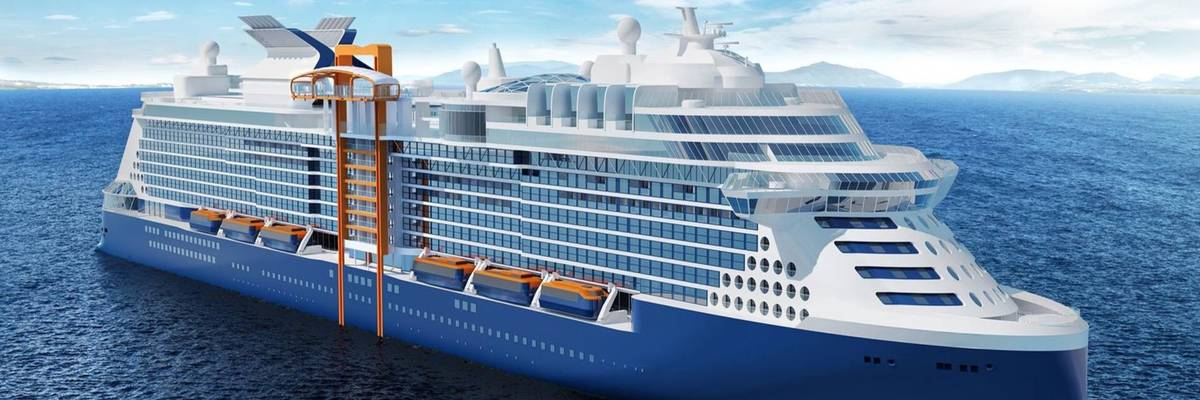 News Articles Celebrity Cruises The Luxury Cruise Company - How can cruise ships float