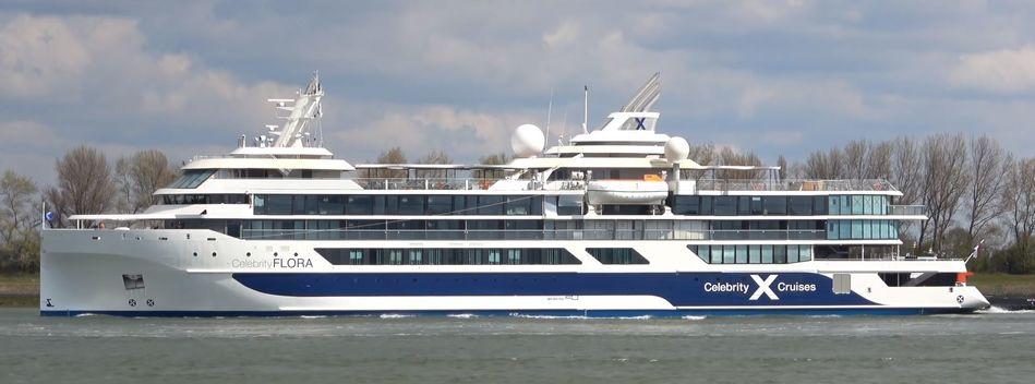 Celebrity Cruises Celebrity Flora