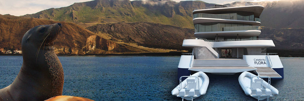 Celebrity Announce new Galapagos Ship – Celebrity Flora