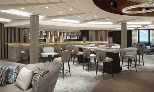 Celebrity Millennium Rendezvous Lounge