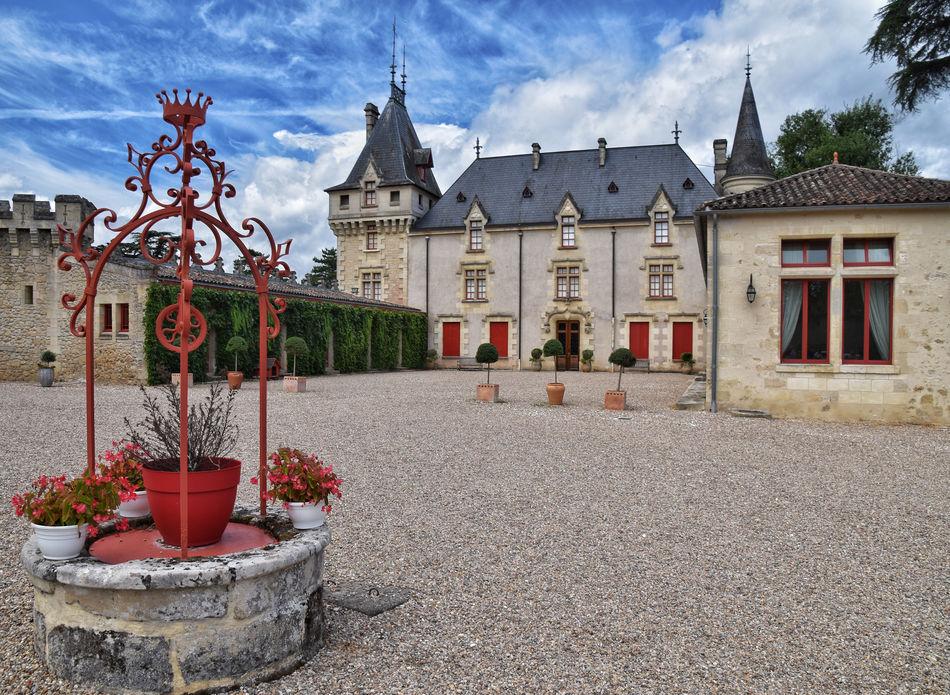 Château de Pressac, Saint-Émilion