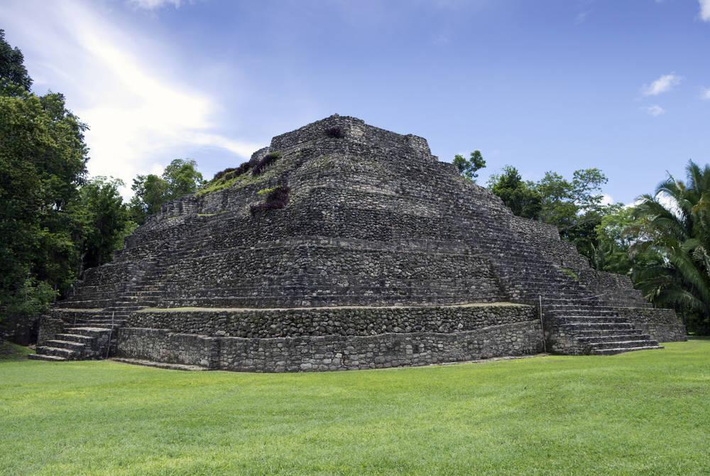 Chacchoben ruins, Costa Maya, Mexico