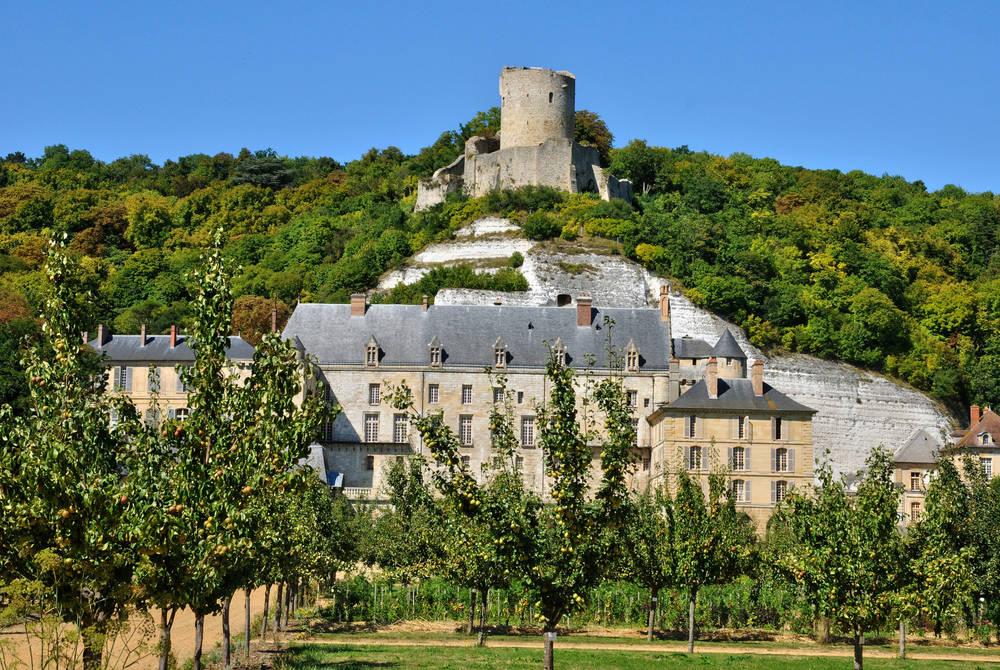 Chateau La Roche-Guyon