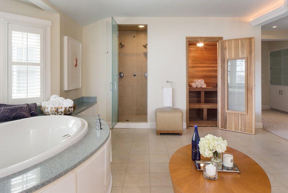 Chatham Bars Inn bathroom