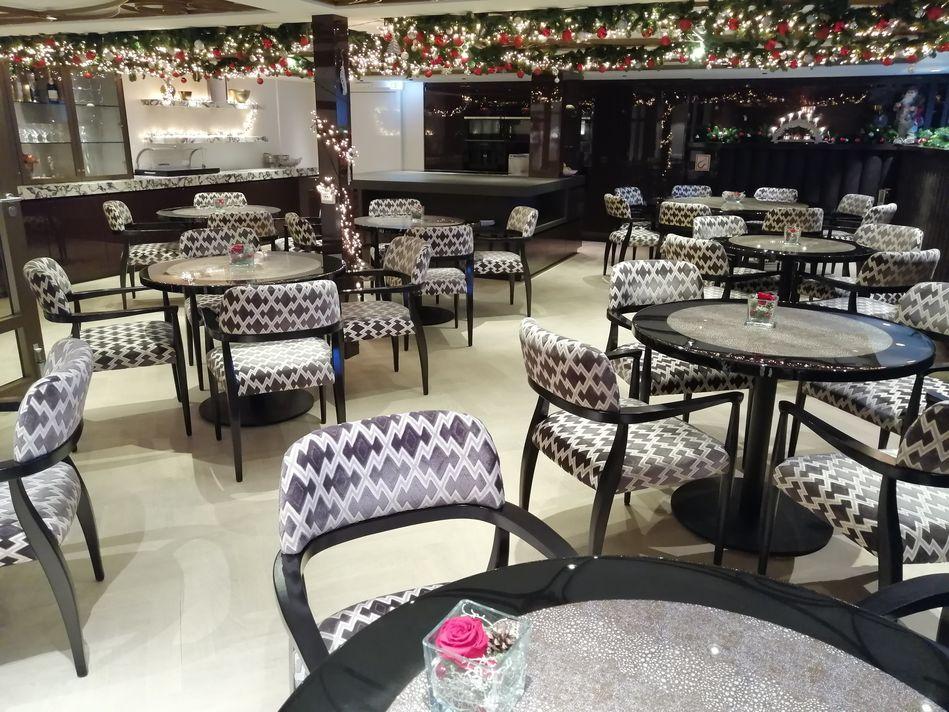 Chefs Table, AmaMagna, AmaWaterways