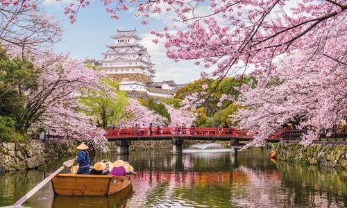 Picture of China & Japan in Spring