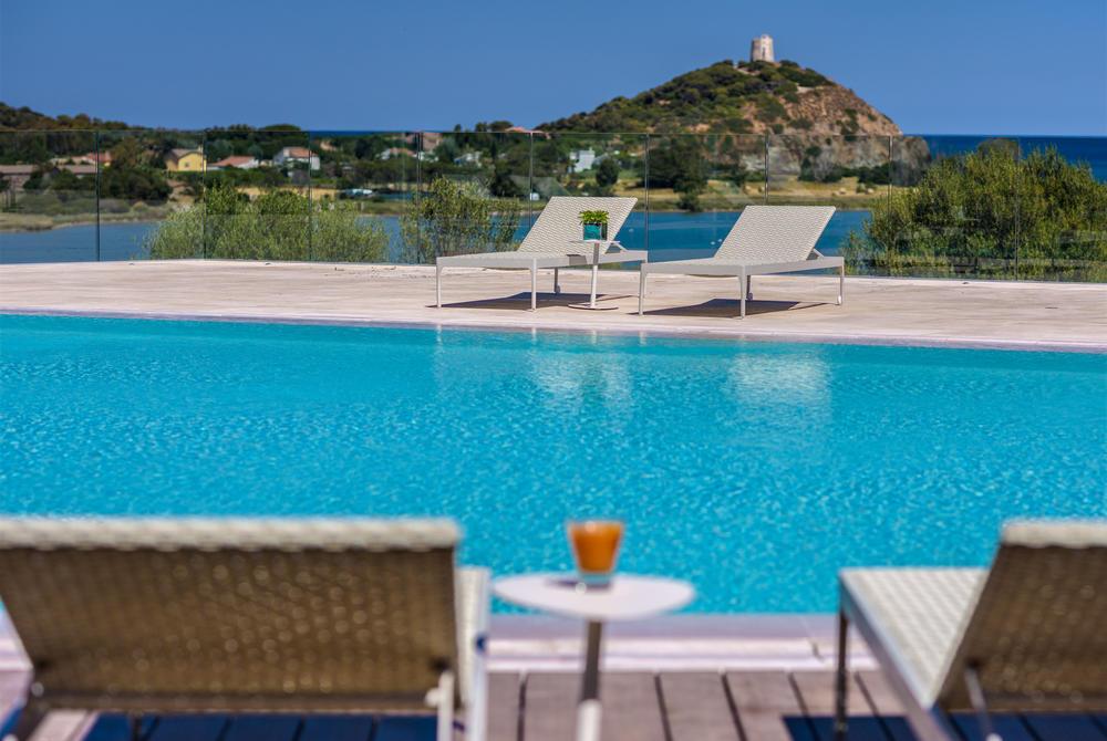 Chia Laguna, Sardinia