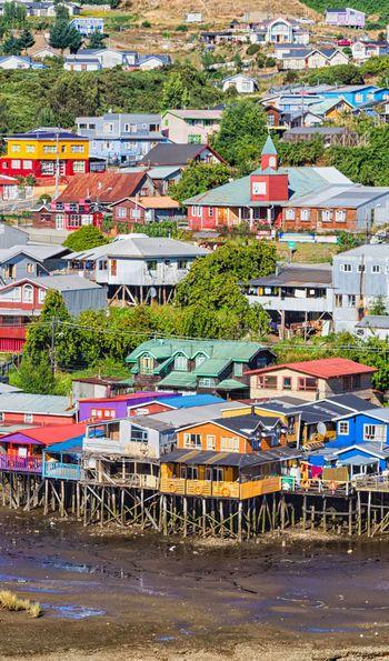 Chiloe Island in Chile