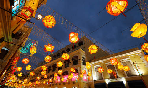 Chinese New Year in Macao